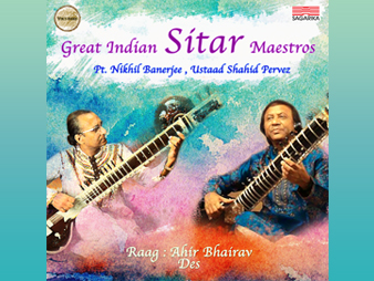 Great Indian Sitar Maestroes